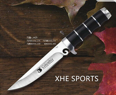 JL 025 Survival Military Bowie Camping Hunting Tactical Pig Sticker knife Au