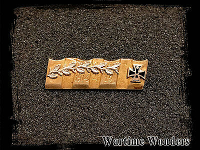 WW1 Imperial German Sweetheart Patriotic 1914-15 Badge