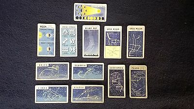 OUT INTO SPACE ('issued in') 12 brooke bond tea cards