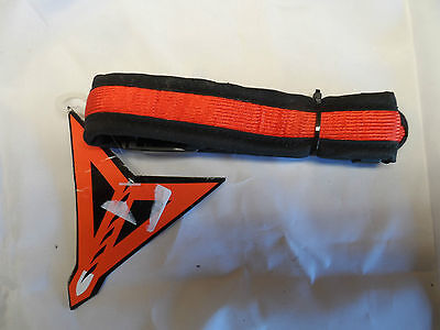 30/06 Outdoors wrist sling  bow sling red