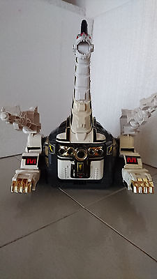 Power Rangers Titanos Carrierzord electric works