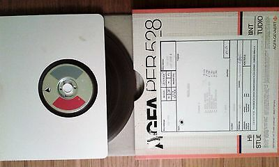 THE KINKS-FACE TO FACE-1x REEL TO REEL-STUDIO PRODUCTION MASTER TAPE-RARE