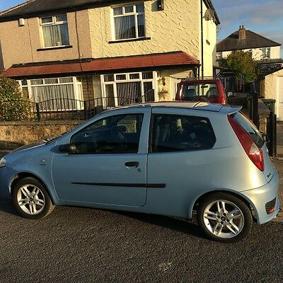 Fiat Punto used car 1.2 active sport