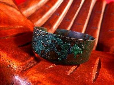 Viking Bronze Decorative Bracelet