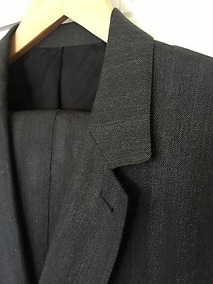 Costume Paul & Joe - gris anthracite - taille 54 (XL) - Made in France - NEUF