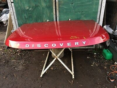 Land Rover Discovery 4 Bonnet Genuine