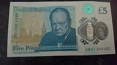 ab01 new note serial no.250183