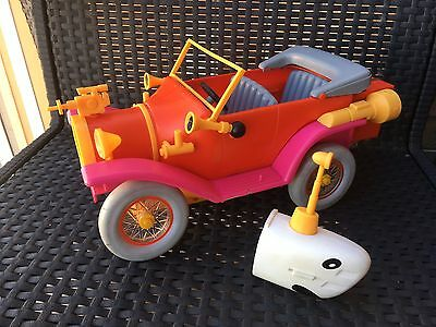 Ghostbusters Filmations Ghost Buggy Tyco 1987
