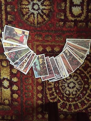 Wills Cigarette Cards - Embassy World Of Firearms Complete Set Of 36 Cards 1982