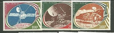 Chad 1977 Mint Stamps