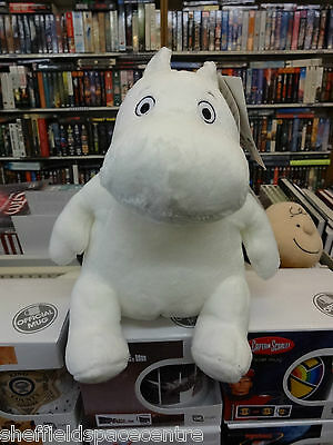 Moomins Moomintroll 8 inch Plush Toy Official Product
