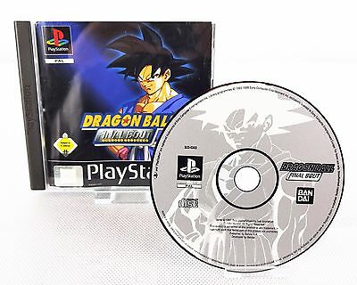 PS1 *Dragon Ball Final Bout* inkl. OVP / Playstation 1