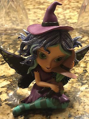 Nightmare Before Christmas Fairy (Shock) From Hamilton collection