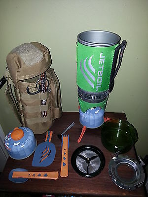 Jet Boil Companion carry pack ( Hiking,Camping,Bugout) Christmas Sale