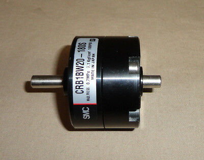SMC CRB1BW20-180S Rotary Actuator CRB1BW20180S NEW