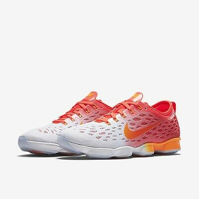 Women's Nike Zoom Agility Gym Running Trainers.Size UK 6(40)