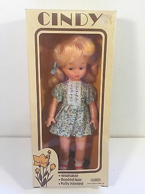 Cindy Doll By Largo 1950s Vintage Rare