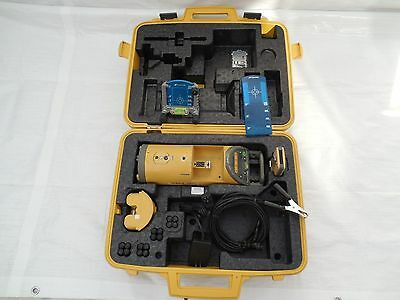 Topcon TP-L3G Green Beam Pipe Laser System