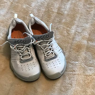 Ecco Biom Ladies Shoes Size 37  UK 4 Natural Motion