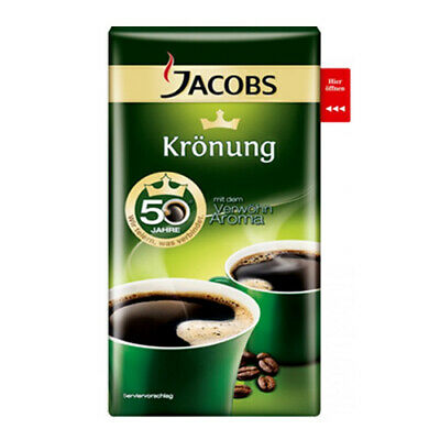 Jacobs Kronung Ground Coffee - 500gr