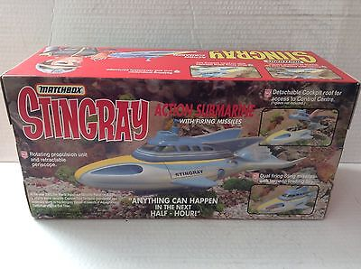 Matchbox Gerry Anderson Stingray large model unused 1992