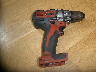"Milwaukee 2601-20 M18 18V 1/2"" Cordless Drill Driver"