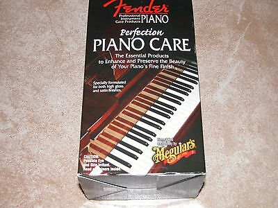 FENDER - Piano Care Complete Kit - NEW