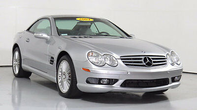 2004 Mercedes-Benz SL-Class 2dr Roadster 5.5L AMG 2004 MB SL 55 AMG One owner, low miles, well maintained
