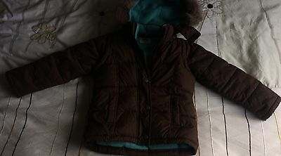 MINI BODEN ~  3 in 1 Winter Coat/Jacket/Gilet Age 5-6 Years Very Good Condition