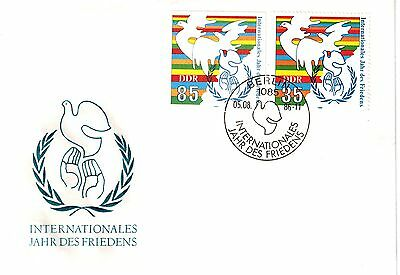 DDR FDC Mi.Nr. 3036 mit GA-Ausschnitt /First Day Cover East Germany/ Lot 59
