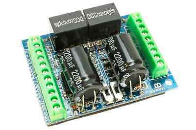 Universal DCC Decoder  CDU Solenoid Drive  (2-Way, Added Features)