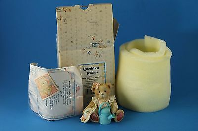 Enesco Cherished Teddies figurine 914800 Planting The Seeds Of Friendship w box