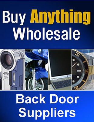 Buy Anything Wholesale Guide With Master Resell Rights!