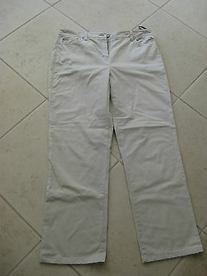 Sportscarft Stone Coloured Pants Ladies Size 14