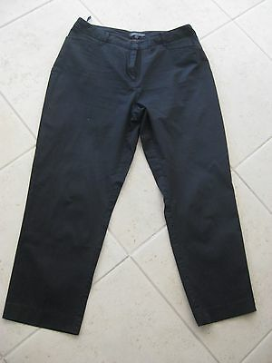 Sportcraft 3/4 Ladies Black Pants Size 15