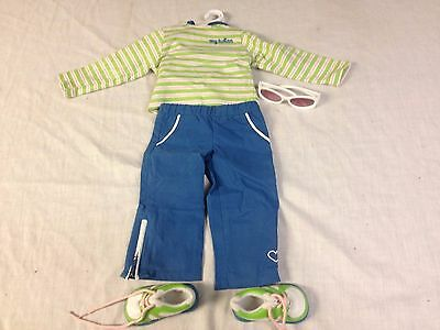 Lot My Twinn Doll 23'' Clothes And Accessories