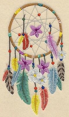 Finished Embroidery Dream Catcher Flower Of Life