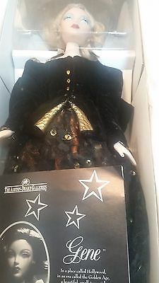 Ashton Drake Galleries GENE in Premiere Doll Marshall clothes Mel Odom w/ box