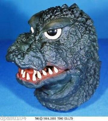 Godzilla Rubber Head Mask Costume for Halloween Christmas Party