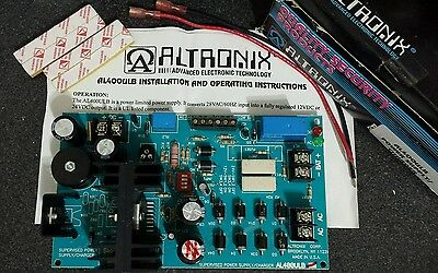 Altronix AL400ULB Power Supply/Charger New
