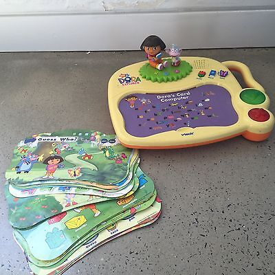 Dora Explorer Vtech Learning Computer