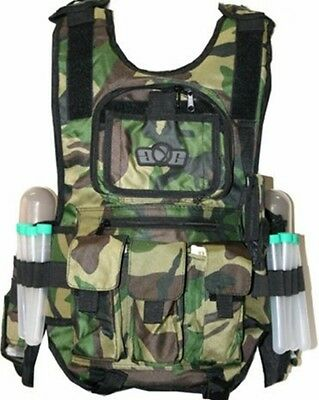 GXG Tactical deluxe Vest- Woodland Camo- FREE SHIPPING