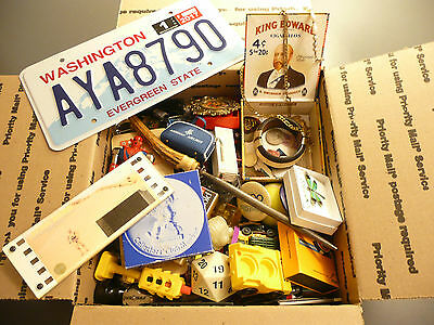 Rummage Box / Junk Drawer * Vintage To Modern * Mixed Lot * Everything Shown