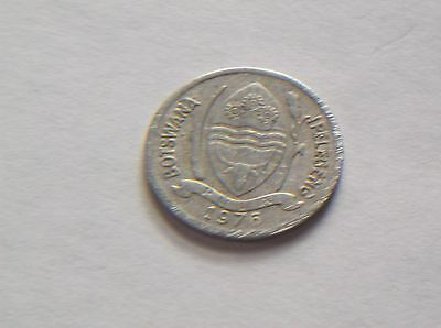 BOTSWANA  1976 1 Thede   Coin Circulated