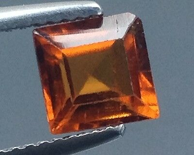 1.85C Natural Hessonite Garnet Gems  Additional 10 Items Free Shipping (3449)