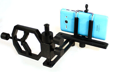 Astronomical Telescope Digital Camera Metal Universal Stand Mount Phone Bracket