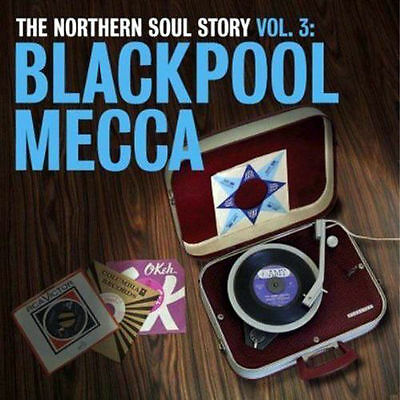 Northern Soul Story Volume 3 - Blackpool Mecca 2x 180g vinyl LP NEW/SEALED
