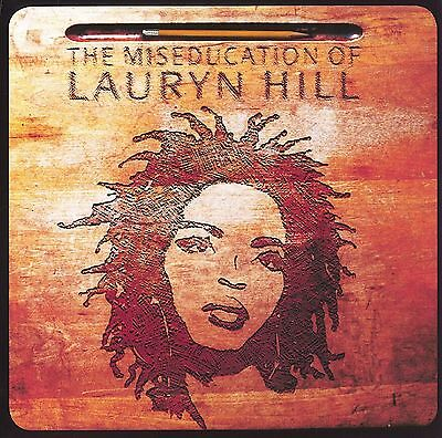 Lauryn Hill - Miseducation Of 2x 180g vinyl LP NEW/SEALED Fugees