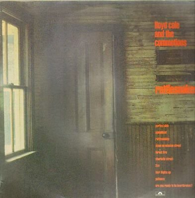 Lloyd Cole & The Commotions - Rattlesnakes 180g vinyl LP NEW/SEALED