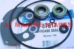 A1 87617 . 6hp 1968-1979 Gearbox Seal Kit Johnson Evinrude